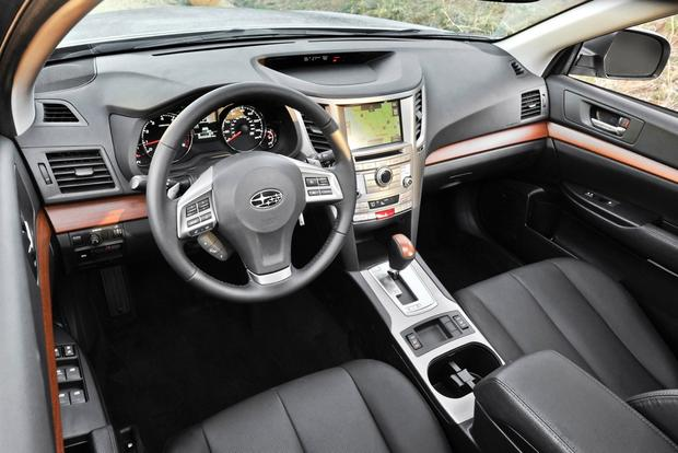 2013 Subaru Outback: New Car Review featured image large thumb4
