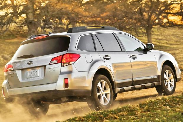 2014 Subaru Outback: New Car Review featured image large thumb0