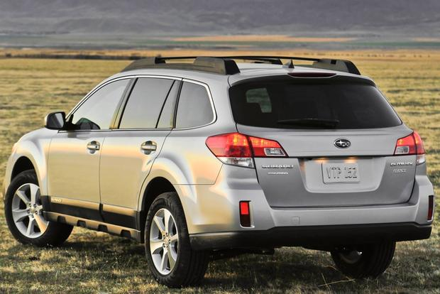 2014 Subaru Outback New Car Review Autotrader
