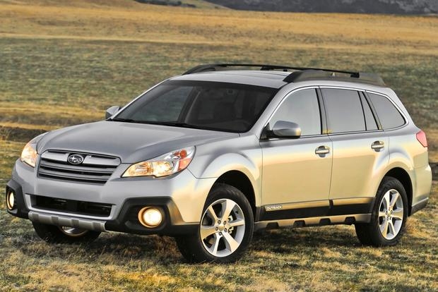 2014 subaru outback new car review autotrader. Black Bedroom Furniture Sets. Home Design Ideas