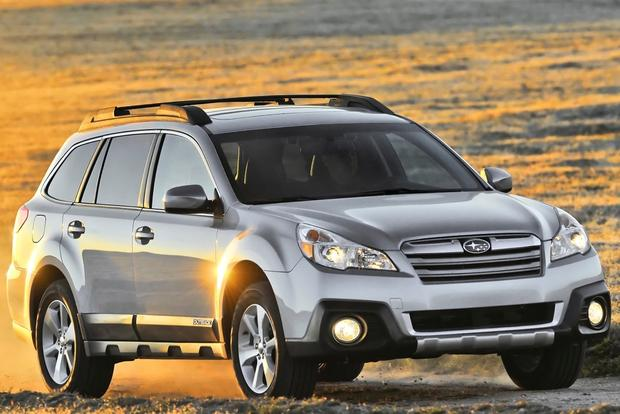 2014 Subaru Outback: New Car Review featured image large thumb3