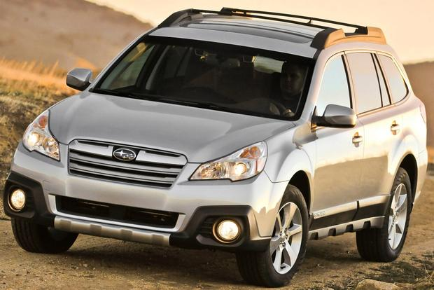 2014 Subaru Outback: New Car Review featured image large thumb4
