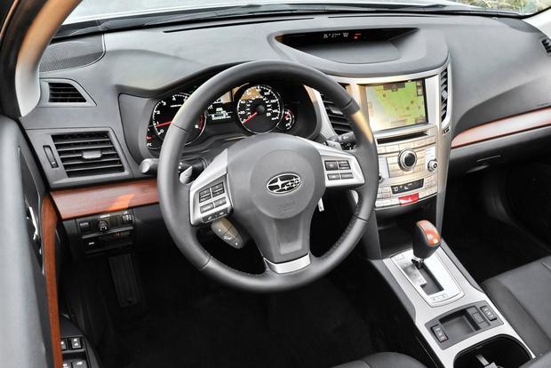2014 Subaru Outback New Car Review Autotrader