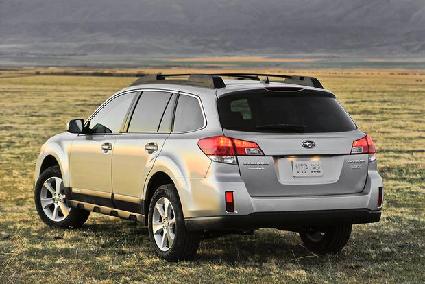 2014 Subaru Outback: Used Car Review featured image large thumb2