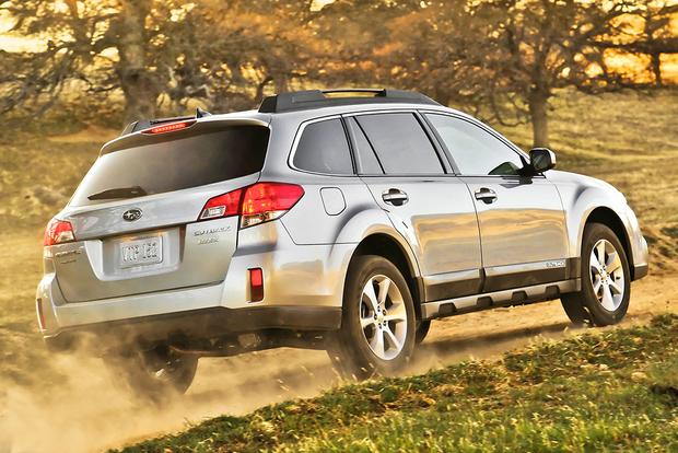 2014 Subaru Outback: Used Car Review featured image large thumb1