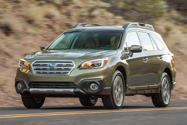 2014 vs  2015 Subaru Outback: What's the Difference