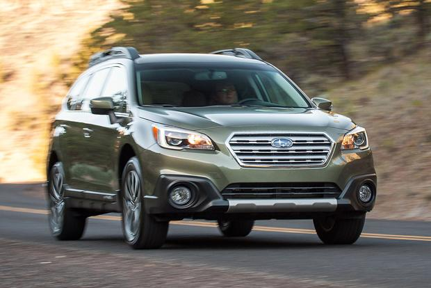 2015 Subaru Outback: New Car Review featured image large thumb0