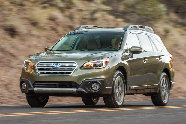 2016 subaru outback new car review autotrader. Black Bedroom Furniture Sets. Home Design Ideas