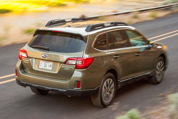 2015 Subaru Outback: Used Car Review - Autotrader