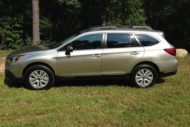 2015 Subaru Outback 25i Premium Real World Review Autotrader