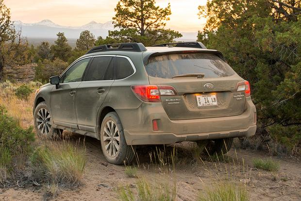 2015 Subaru Outback Vs. 2015 Toyota Highlander: Which Is Better? Featured  Image Large