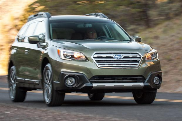 2015 Subaru Outback vs. 2015 Volvo V60: Which Is Better? featured image large thumb11