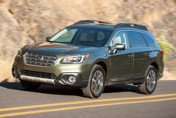 2015 Subaru Outback vs. 2015 Volvo V60: Which Is Better? featured image large thumb1