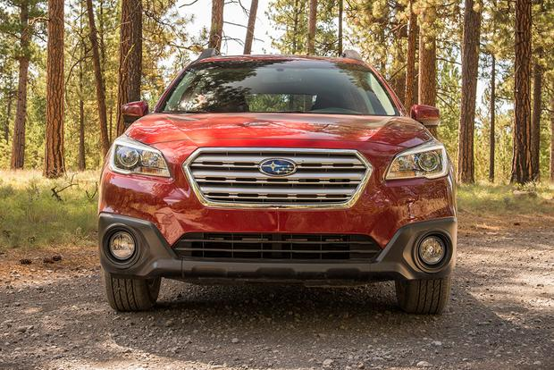 2015 Subaru Outback vs. 2015 Volvo V60: Which Is Better? featured image large thumb7