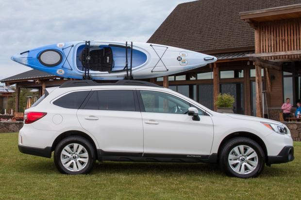 2015 Subaru Outback First Drive Review Autotrader