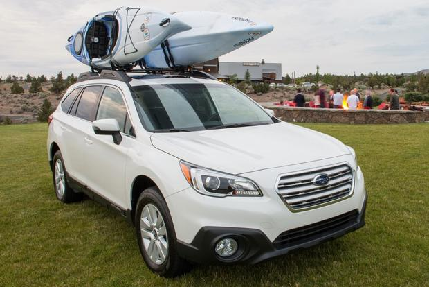 2015 Subaru Outback: First Drive Review featured image large thumb4
