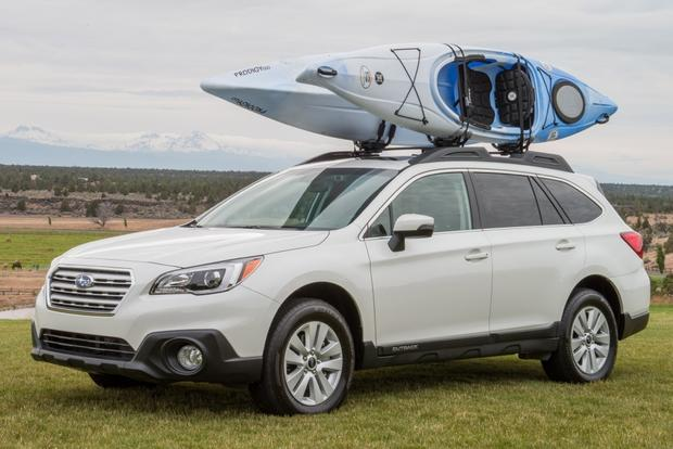 2015 Subaru Outback: First Drive Review featured image large thumb6