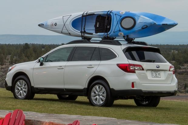 2015 Subaru Outback: First Drive Review featured image large thumb7