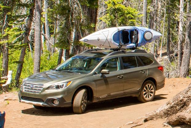 2015 Subaru Outback: First Drive Review featured image large thumb8