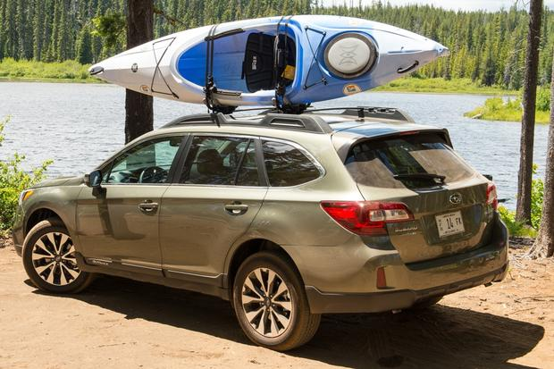 2015 Subaru Outback: First Drive Review featured image large thumb9