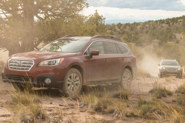 2015 Subaru Outback: First Drive Review featured image large thumb0