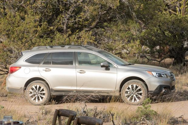 2015 Subaru Outback: First Drive Review featured image large thumb2