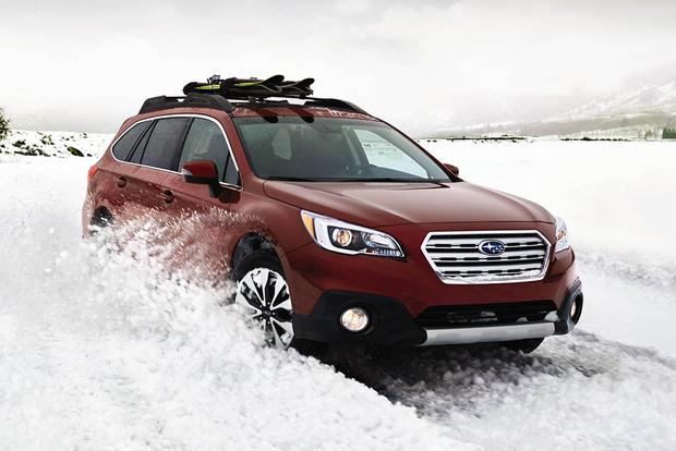 2017 Subaru Outback: New Car Review - Autotrader