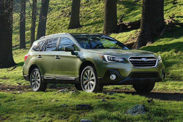 2018 Subaru Outback New Car Review Featured Image Large Thumb0