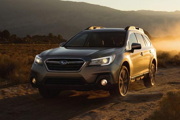 Subaru Outback Paint Job Cost