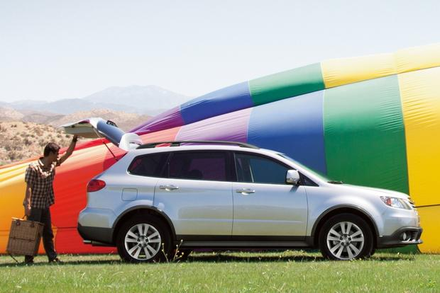 2014 Subaru Tribeca: New Car Review featured image large thumb1