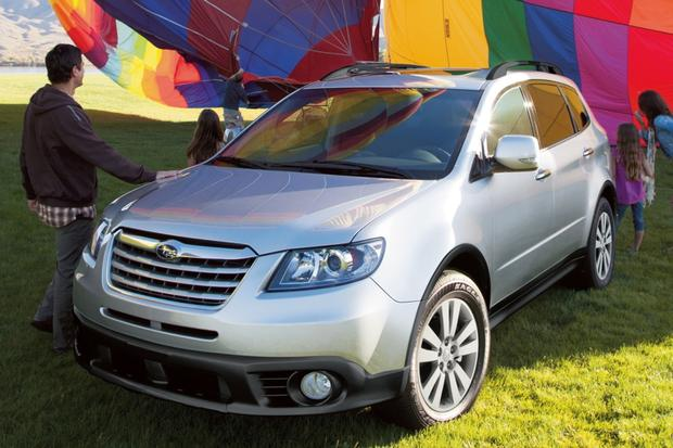 2014 Subaru Tribeca: New Car Review featured image large thumb0
