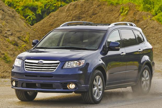 2013 Subaru Tribeca: New Car Review - Autotrader