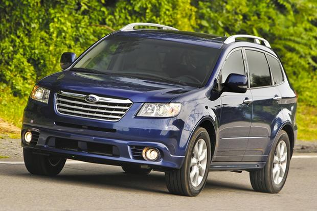 2013 Subaru Tribeca: OEM Image Gallery featured image large thumb1