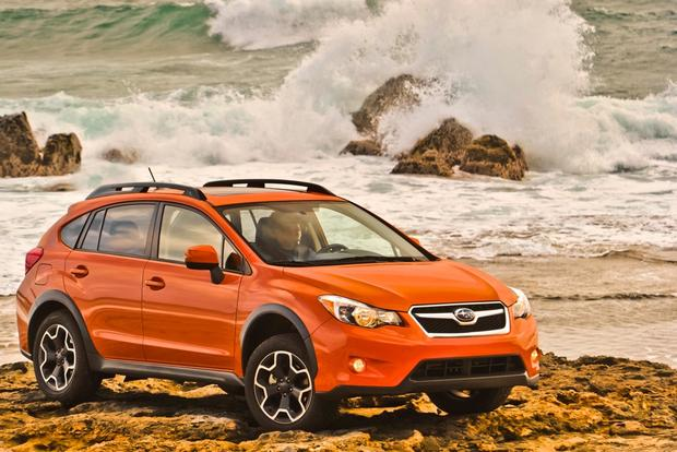 2013 Subaru XV Crosstrek: OEM Image Gallery featured image large thumb0