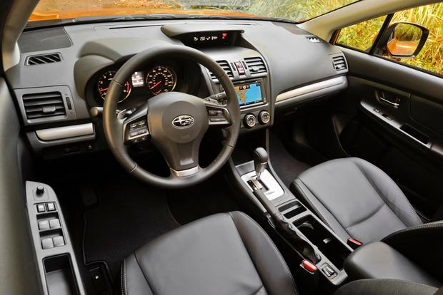 2013 Subaru XV Crosstrek: OEM Image Gallery featured image large thumb3