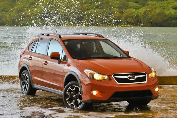 2014 subaru xv crosstrek new car review autotrader. Black Bedroom Furniture Sets. Home Design Ideas