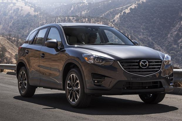 2016 Subaru Crosstrek Vs Mazda Cx 5 Which Is Better Featured