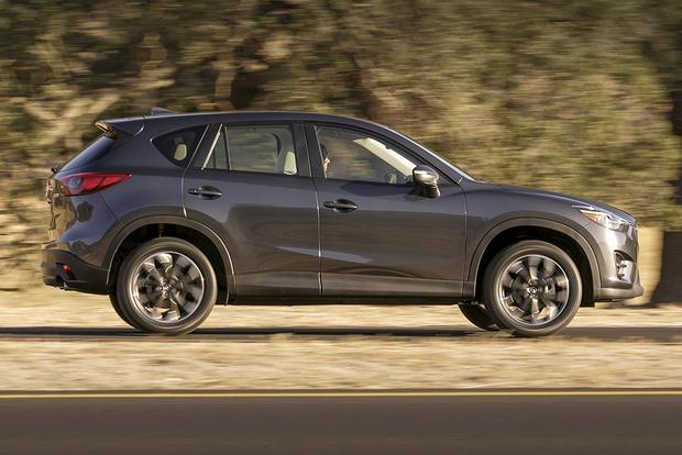 2016 Subaru Crosstrek vs. 2016 Mazda CX-5: Which Is Better? - Autotrader