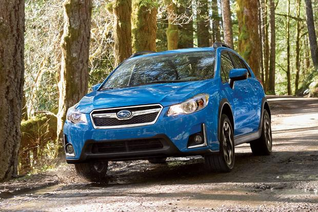 2017 Subaru Crosstrek: New Car Review featured image large thumb0