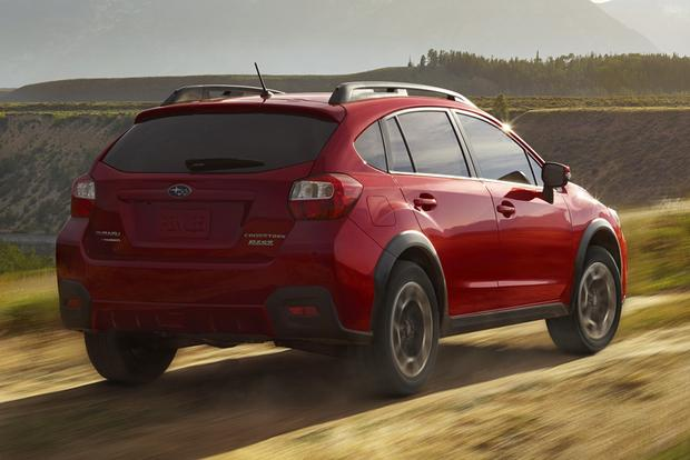 2017 Subaru Crosstrek: New Car Review featured image large thumb6