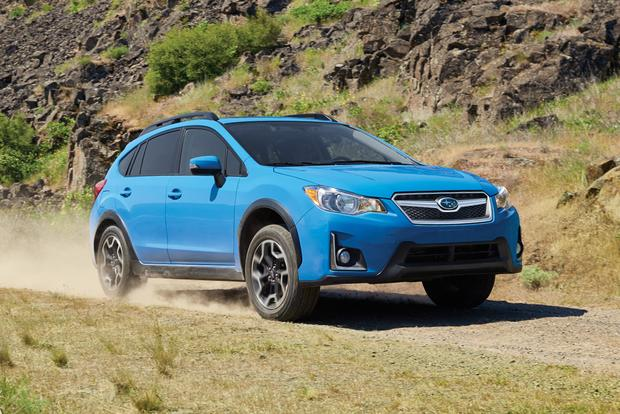 2017 vs. 2018 Subaru Crosstrek: What's the Difference? featured image large thumb5