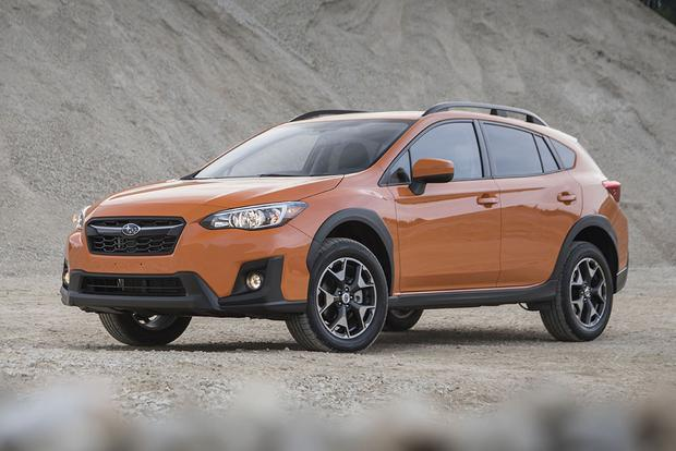 Car Comparison 2017 Vs 2018 Subaru Crosstrek