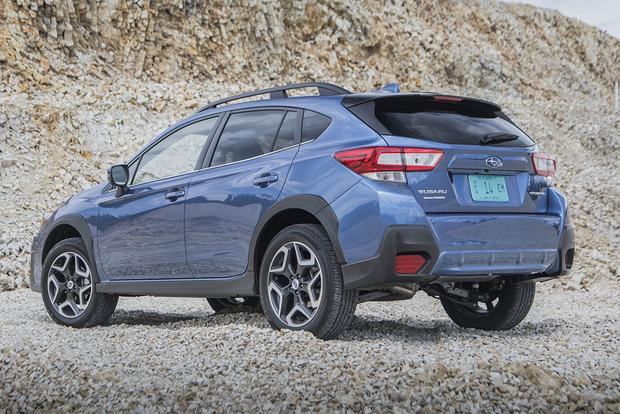 2017 vs  2018 Subaru Crosstrek: What's the Difference