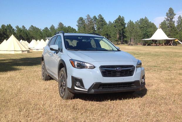 2018 Subaru Crosstrek: First Drive Review featured image large thumb0