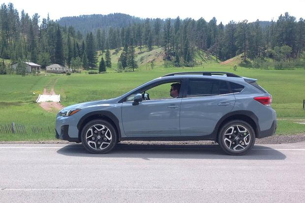 2018 Subaru Crosstrek: First Drive Review featured image large thumb1