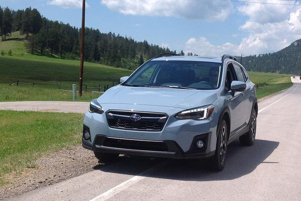 2018 Subaru Crosstrek: First Drive Review featured image large thumb2