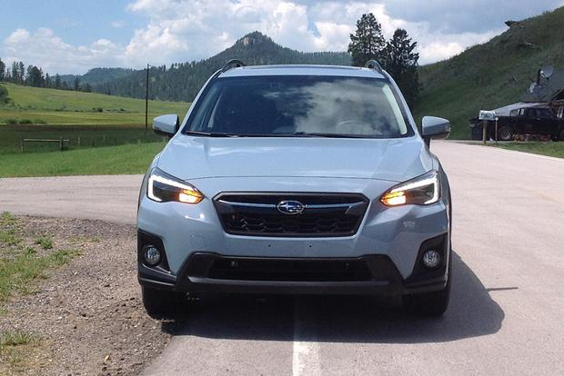 2018 Subaru Crosstrek: First Drive Review featured image large thumb3
