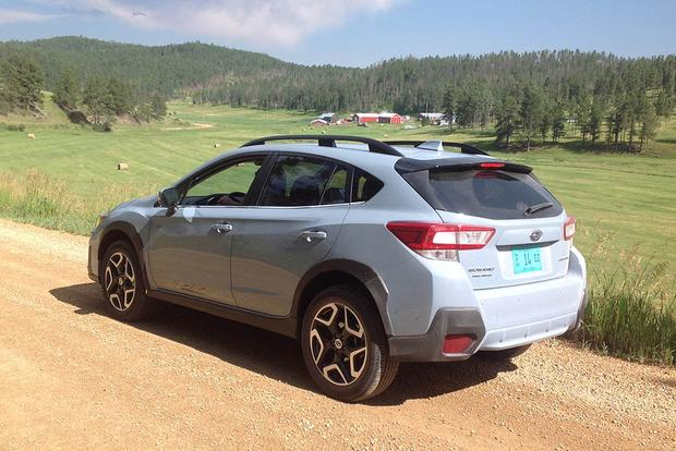 2018 Subaru Crosstrek: First Drive Review featured image large thumb5