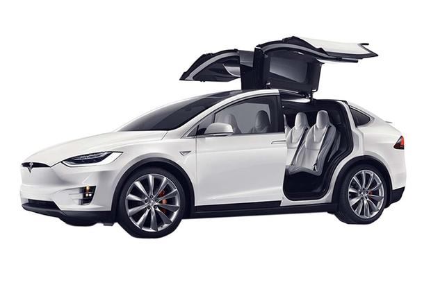 2017 Tesla Model X: Overview featured image large thumb2