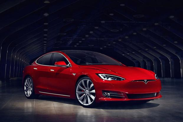 2017 Tesla Model S: Overview